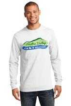 Men's Hudson Valley Weather Long Sleeve Tee WHITE
