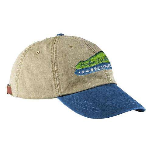 Hudson Valley Weather Embroidered Cap