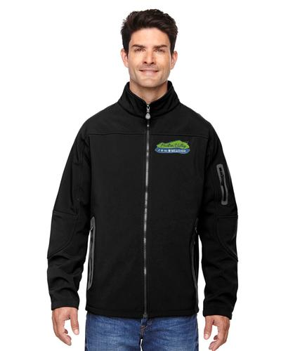 Hudson Valley Weather Embroidered Fleece Jacket