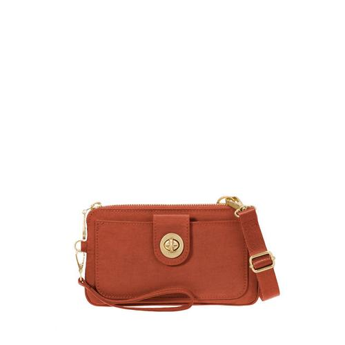 Baggallini Lisbon Wristlet with RFID Protection
