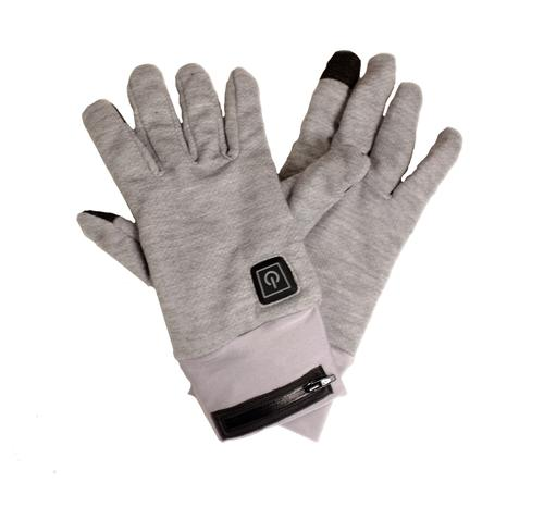Ski Signature Heated Polartec Raynauds Gloves