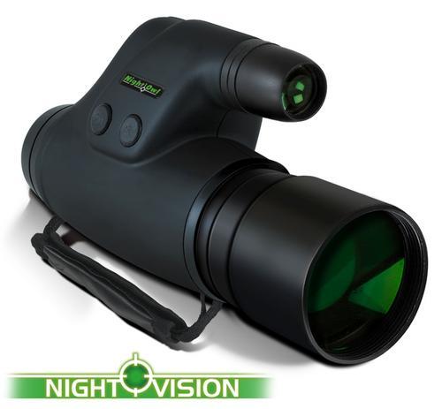 Nite Owl Optics 5X Night Vision Monocular
