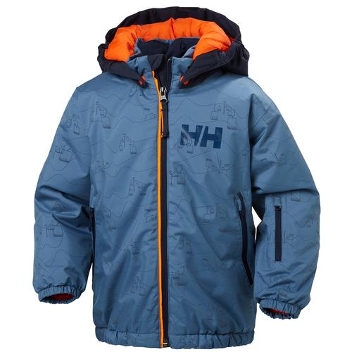 Helly Hansen Kid's Snowfall Print Insulated Jacket