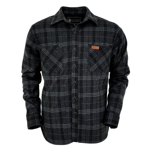 Outback Trading Company Men's Clyde Big Shirt