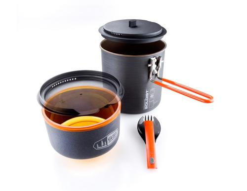 GSI Outdoors Pinnacle Soloist Camp Cookset