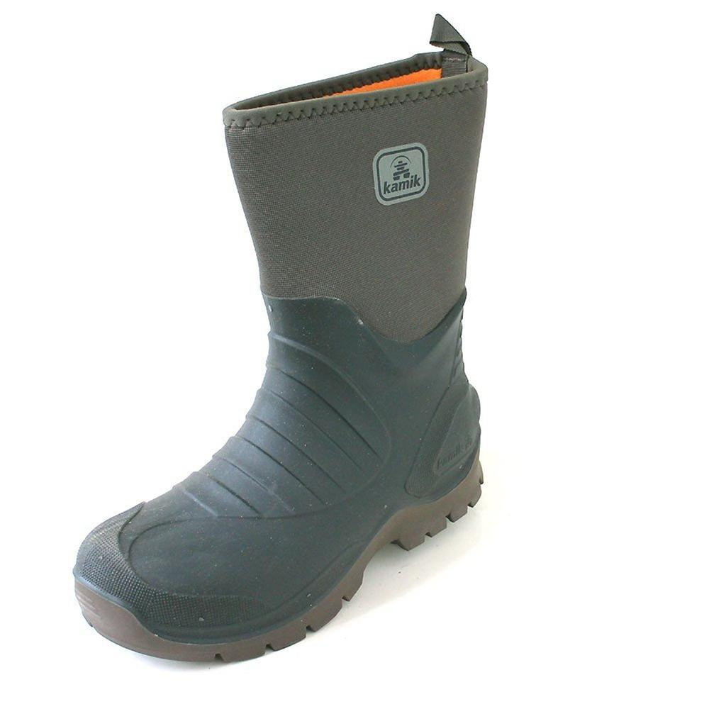 Kamik Men's Shelter Insulated Rubber Boots