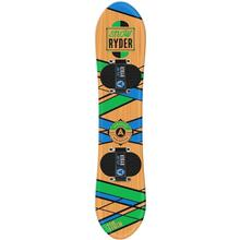 Airhead Snow Ryder Hardwood Kid's Snowboard 110cm