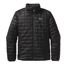 Patagonia Men's Nano Puff Jacket BLACK