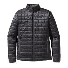 Patagonia Men's Nano Puff Jacket FORGE_GREY