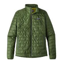 Patagonia Men's Nano Puff Jacket GLADES_GREEN