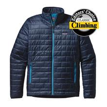 Patagonia Men's Nano Puff Jacket NAVY