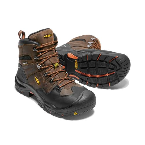 Keen Men's Coburg Waterproof Steel Toe Boot