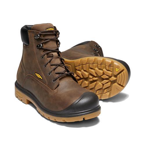 Keen Men's Baltimore Waterproof Steel Toe Work Boot