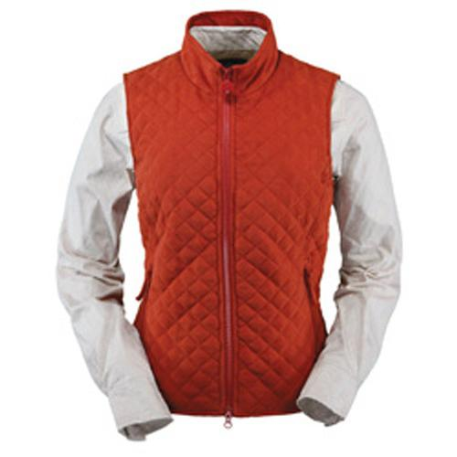 Outback Trading Company Women's Grand Prix Quilted Vest