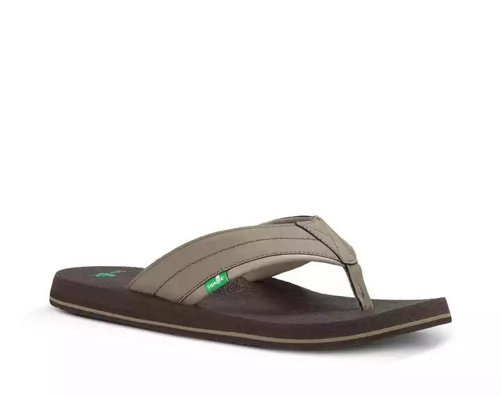 Sanuk Mens Chameleon Sandals