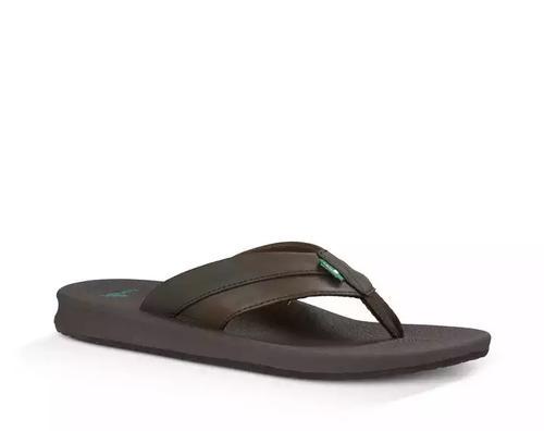 Sanuk Men's Brumeister Flip Flop