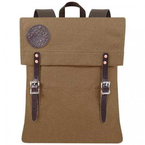 Duluth Pack Scout with Wings Waxed Cotton