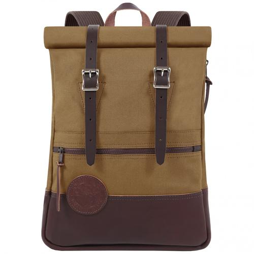 Duluth Pack Scout Rolltop Deluxe Waxed Canvas