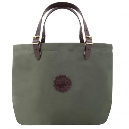 Duluth Pack Market Tote Olive Drab