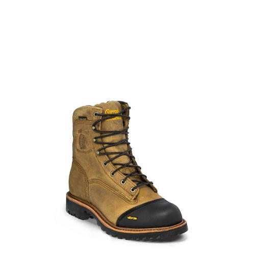 Chippewa Men's Bolger Insulated Waterproof 8-in Boot