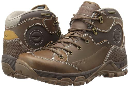 Hi Tec Men's Ox Discovery Mid I Waterproof Hiking Boot