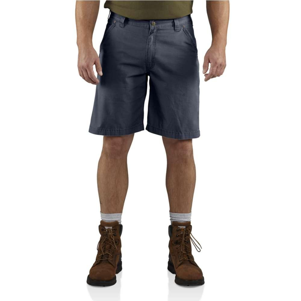 Carhartt Men's Tacoma Ripstop Short BLUESTONE