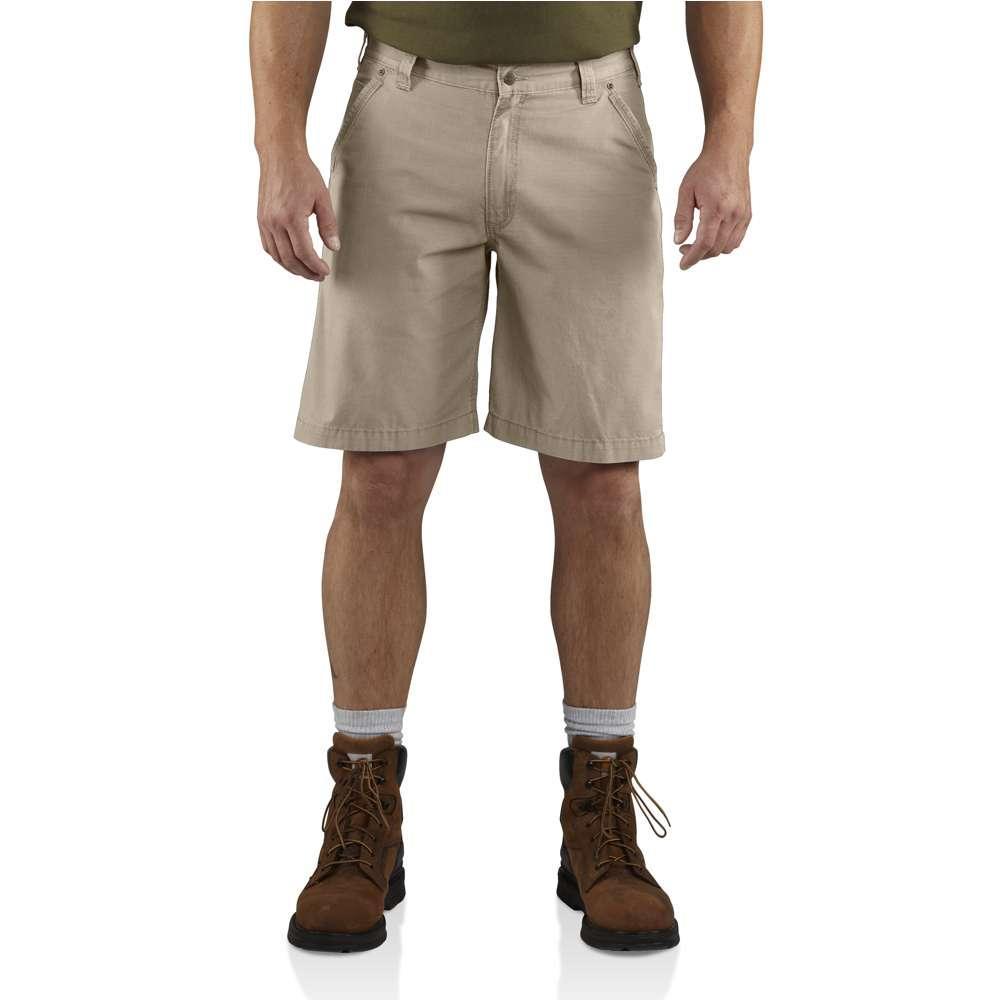 Carhartt Men's Tacoma Ripstop Short TAN