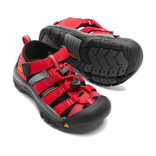Keen Little Kids' Newport H2 in Ribbon Red