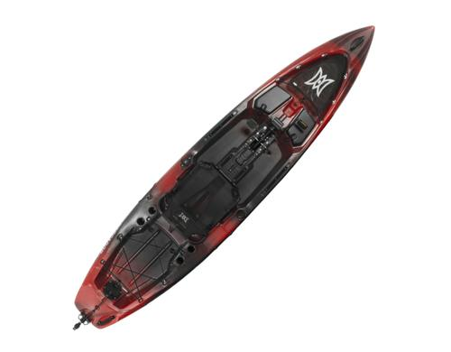 Perception Pescador Pilot 12 Kayak - Blem