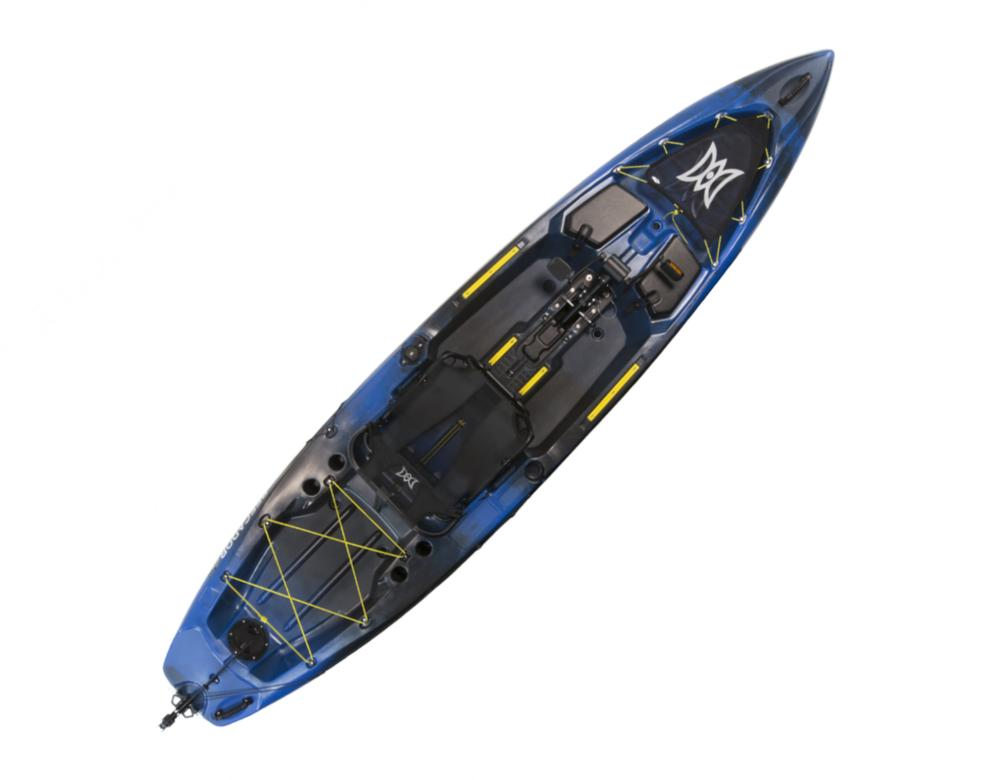 Kenco Outfitters | Perception Pescador Pilot 12 Kayak - Blem
