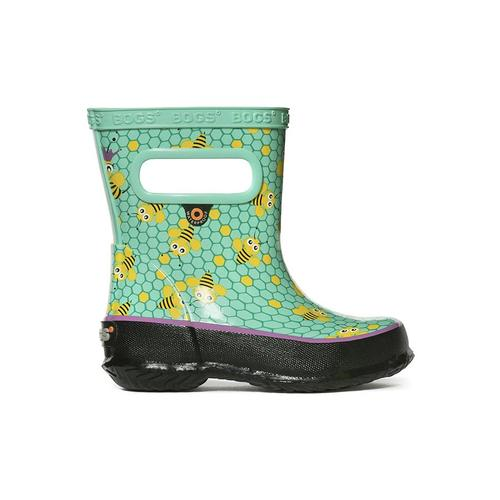 BOGS Kid's Skipper Bees Rain Boot