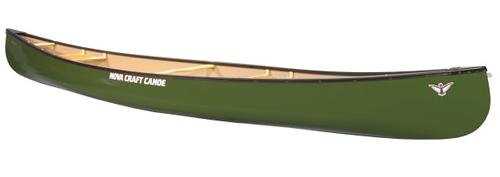 Nova Craft Canoe Prospecter 16 Tuff Stuff Ash Gunwales