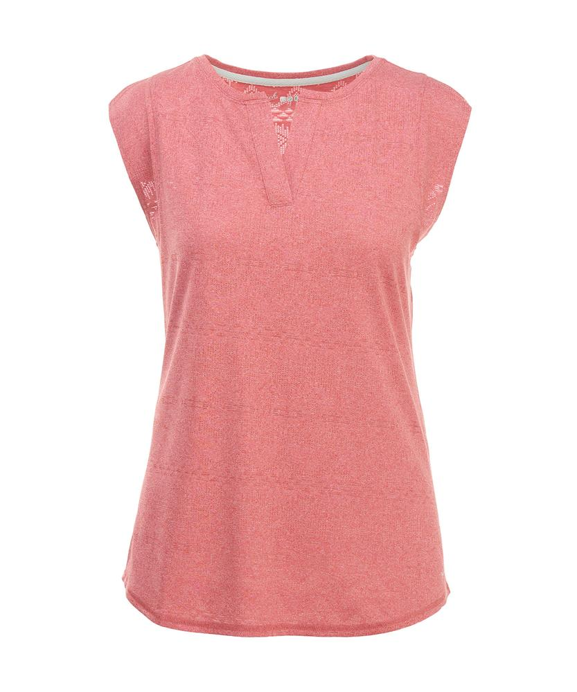 Woolrich Women's Eco Rich New Heights Sleeveless Tee