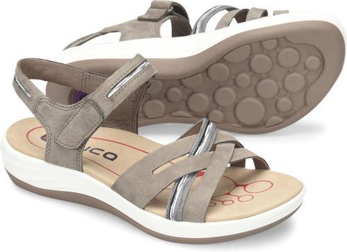 Bionica Women's Nova Sandal in Paper Mache