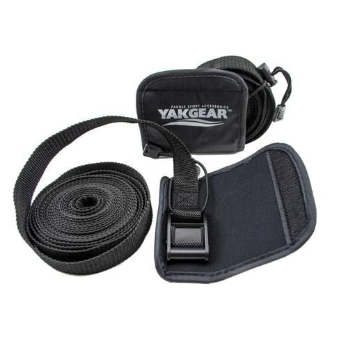 YakGear Tie Down Straps with Cover
