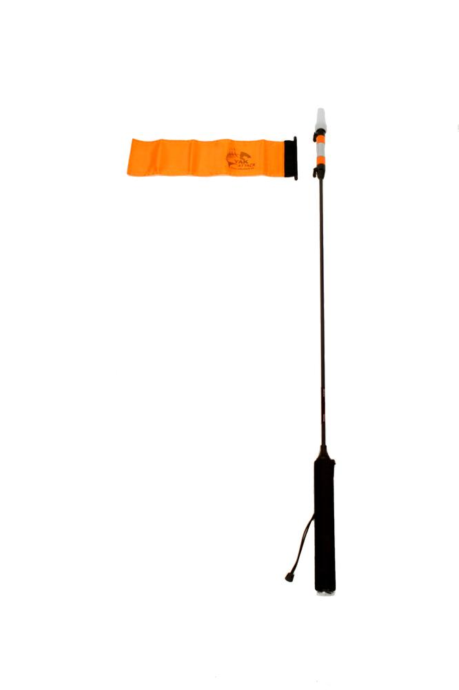 Yakattack Visipole 2 Light And Flag Geartrac Ready
