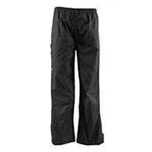 White Sierra Youth Trabagon Rain Pants BLACK