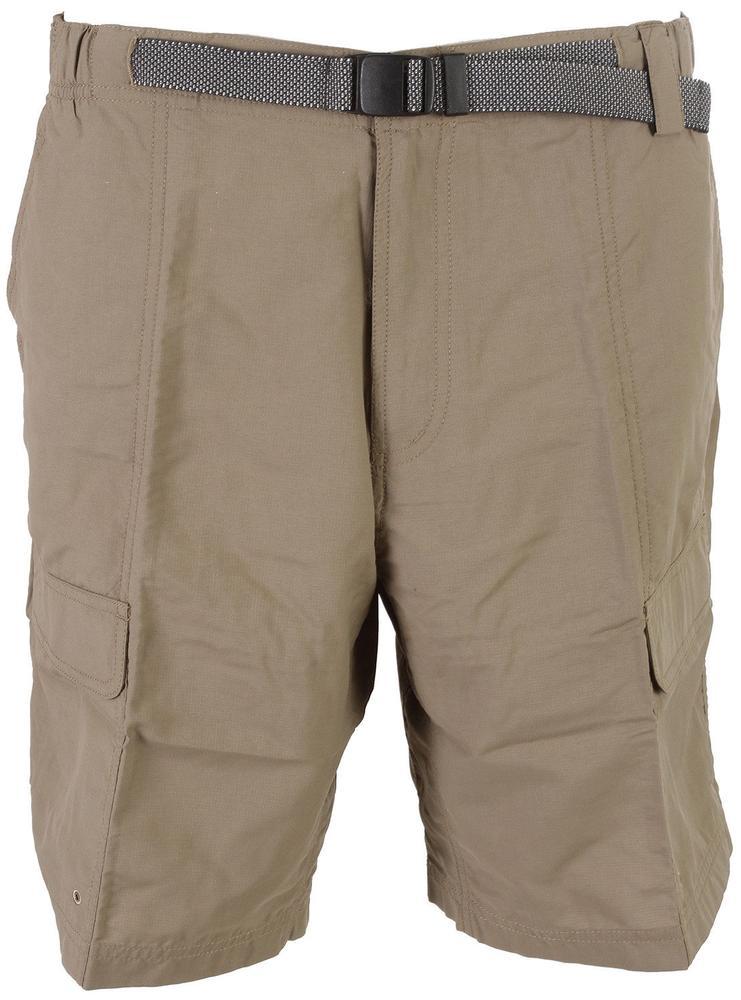 White Sierra Safari II Shorts