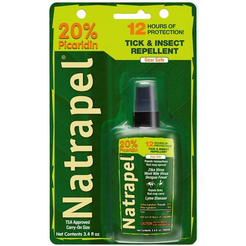Natrapel 3.4oz Pump Spray Tick and Insect Repellent