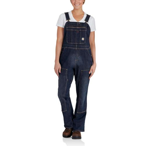 Carhartt Women's Brewster Double Front Bib Overall