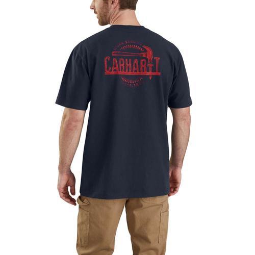 Carhartt Men's Workwear Graphic Hammer Tee