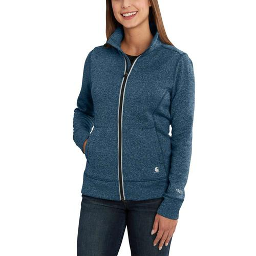 Carhartt Women's Force Extreme Zip Front Sweatshirt