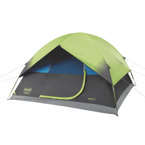 Coleman 6 Person Dark Room Sundome Tent