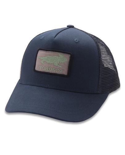 Toad & Co Men's Toad Logo Trucker Hat
