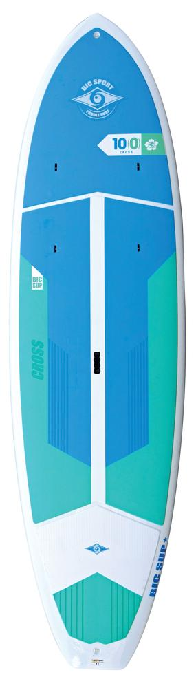 Bic Sport 10 ' Cross Fit Ace- Tec Stand Up Paddleboard