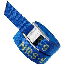 NRS 9ft HD Tie Down Strap BLUE