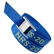 NRS 20ft HD Tie Down Strap BLUE