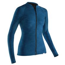 NRS Women's Hydroskin .5 Jacket MOROCCANBLUE