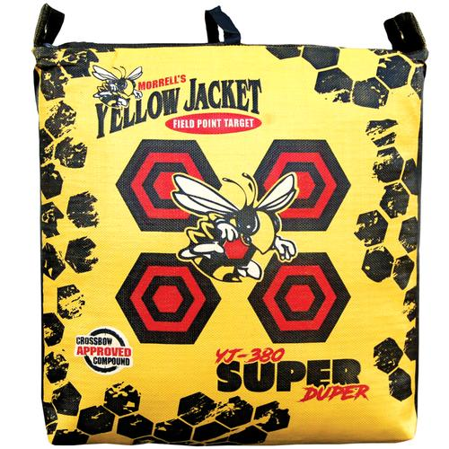 Morrell Super Duper Yellow Jacket Field Point Target