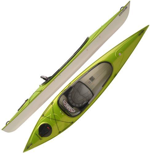 Hurricane Kayaks Santee 126 Sport Kayak